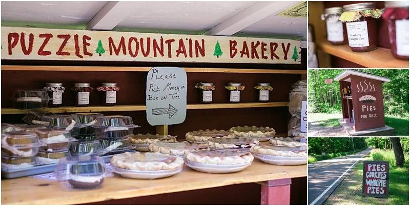 Puzzle Mountain Bakery